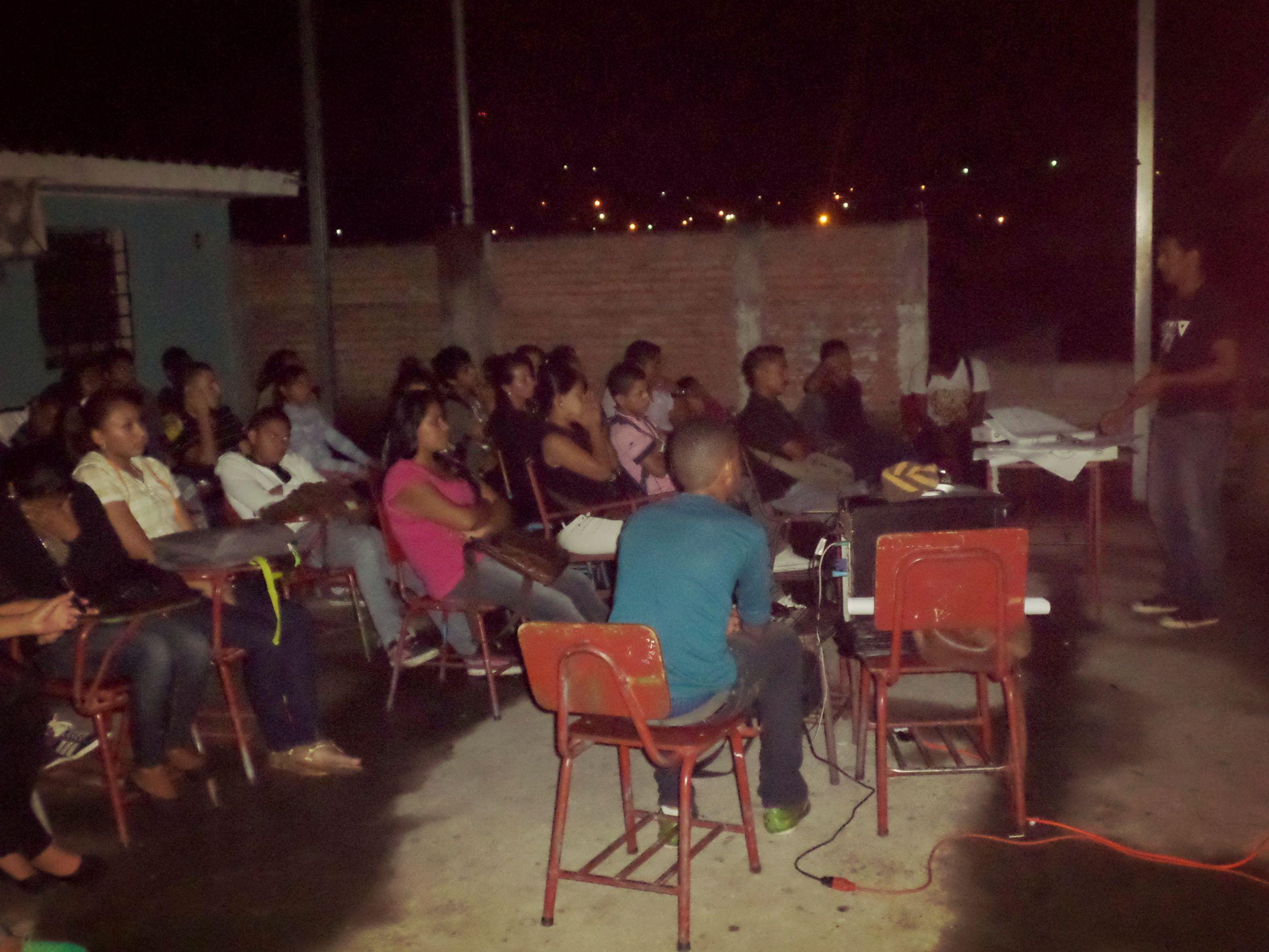 Programas con Jóvenes - Asociación Cristiana de